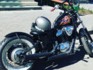Honda VLX400 Steed 1998 - RAIJIN