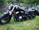 Honda VT750 Shadow Black Widow 2011 - Чёрная Мамба