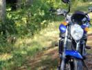Yamaha FZ6R 2007 - Синий
