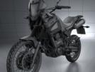 Yamaha XT600Z Tenere 2008 - Апельсин