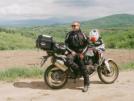 Honda CRF1000L Africa Twin 2018 - Африка