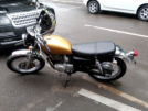 Honda CL400 1998 - Old but Gold