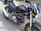 Ducati Monster 620 2004 - Мотик