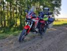 Honda CRF1100 Africa Twin Adventure Sports 2020 - Конь