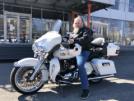 Harley-Davidson 1340 Electra Glide Classic 2011 - белоснежка