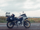BMW F850GS Adventure 2019 - Серый Гусь