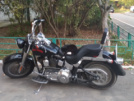 Harley-Davidson FLSTFI Fat Boy 2004 - Толстяк