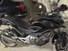 Honda NC700XA 2012 - Черный ворон