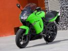 Kawasaki ER-6f 2008 - Зеленая жаба