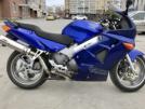 Honda VFR800Fi 2002 - Синий Выфер