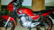 Yamaha YBR125 2011 - Ёжик