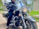 Yamaha Drag Star XVS1100A Classic 2005 - Драга