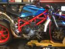 Ducati 848 EVO 2010 - Мот