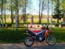 Motoland CRF250 2021 - Dakar St