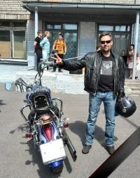 Александр Стулов 39 лет