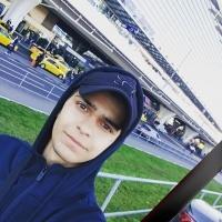 Алексей Али 20 лет