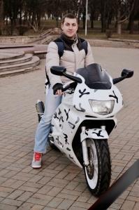 Алексей Скачок 28 лет