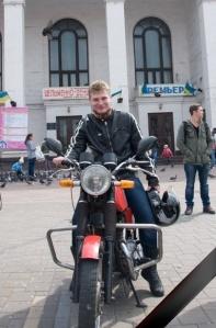 Алексей Арцыбашев 22 года
