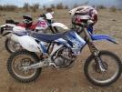 10.11.2012 найден Yamaha WR450F 2007 (Украина, Днепропетровск)