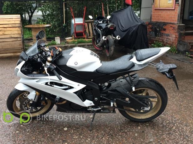12.09.2015 угнан Yamaha YZF-R6 2012 (Россия, Москва)