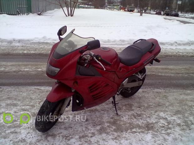 02.07.2013 угнан Suzuki RF400R 1996 (Россия, Москва)