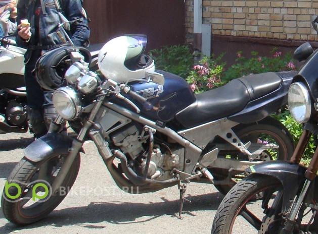 05.10.2016 угнан Honda CB-1 400 1989 (Россия, Владивосток)