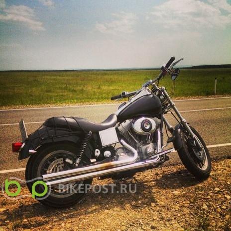 18.10.2015 угнан Harley-Davidson 1340 Dyna Wide Glide 2000 (Россия, Краснодар)