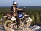 03.04.2016 найден Suzuki Djebel 250XC 2000 (Россия, Екатеринбург)