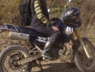 18.05.2015 найден Honda AX-1 NX250 1995 (Россия, Санкт-Петербург)