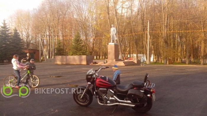 12.06.2015 угнан Honda VF750C Magna 1995 (Россия, Москва)