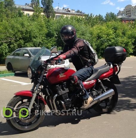 16.06.2015 угнан Honda CB750C 2000 (Россия, Москва)