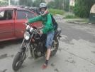 06.07.2015 угнан Yamaha XJR400 1993 (Россия, Екатеринбург)