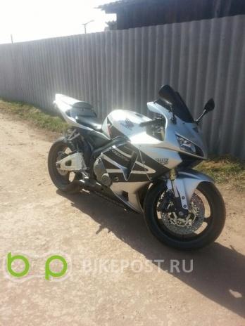 13.07.2015 угнан Honda CBR600RR 2005 (Россия, Челябинск)