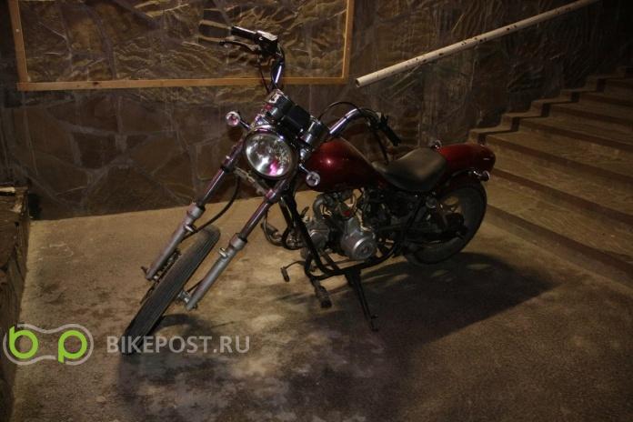 09.07.2015 угнан Regal Raptor DD50E 2006 (Россия, Таганрог)