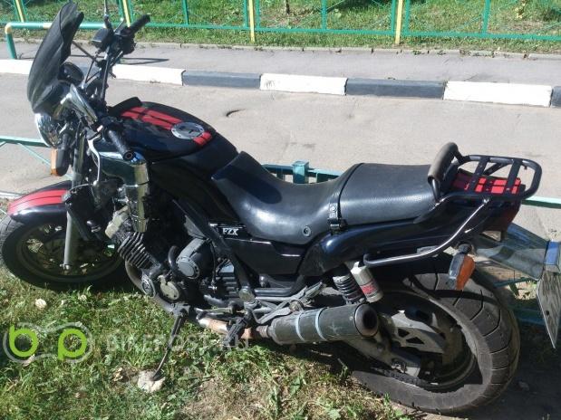 27.08.2015 угнан Yamaha FZX750 1988 (Россия, Нахабино)