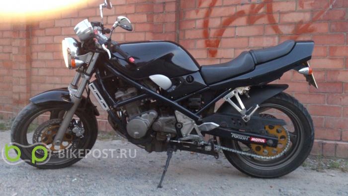 07.09.2015 угнан Suzuki GSF250 Bandit 1990 (Россия, Краснодар)