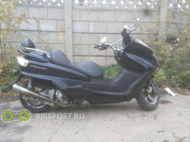 21.01.2016 угнан Yamaha Majesty 250 2006 (Россия, Москва)