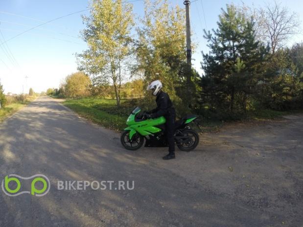 22.03.2016 угнан Kawasaki 250R Ninja 2011 (Россия, Нарофоминск)
