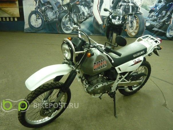 14.03.2016 угнан Suzuki Djebel 200 1998 (Россия, Саратов)