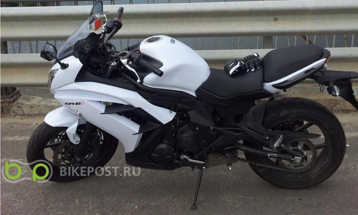 26.05.2016 угнан Kawasaki ER-6f 2013 (Украина, Киев)