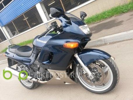 28.05.2016 угнан Kawasaki ZZR400 2006 (Россия, Москва)