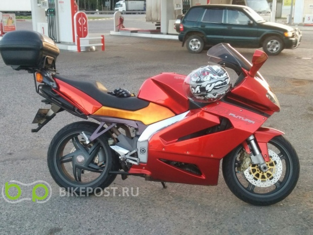 06.10.2016 угнан Aprilia RST1000 Futura 2001 (Россия, Санкт-Петербург)