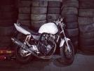 25.11.2017 найден Honda CB400 Super Four 2000 (Россия, Егорьевск)