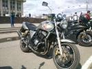 20.08.2016 угнан Honda CB400SF 1996 (Россия, Тула)